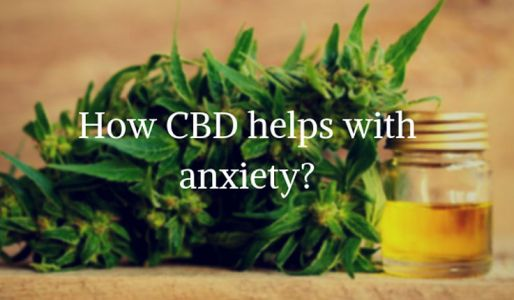 How can CBD help with anxiety?