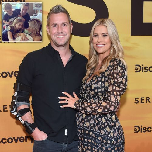 Christina Anstead's Daughter Taylor Jokes She and Ant Look Like Zombies After Welcoming Son Hudson