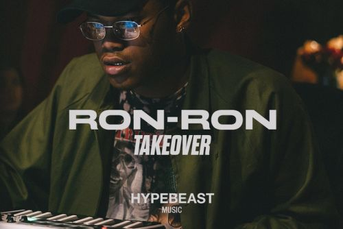 Ron-Ron the Producer Debuts His Own HYPEBEAST Music Playlist