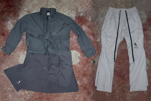 Samuel Ross Offers Closer Look at A-COLD-WALL* x Nike Clothing