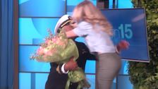 Try Not To Cry At This Surprise Military Reunion On 'The Ellen DeGeneres Show'