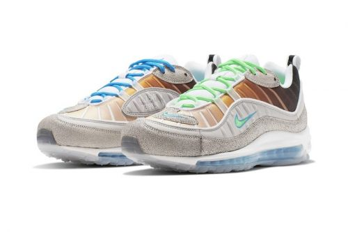 "Nike Prepares the On Air-Winning Air Max 98 ""La Mezcla"" for Release"