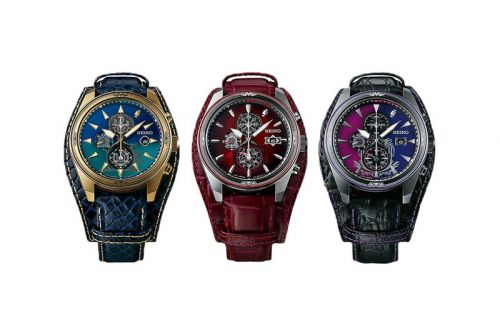 "Seiko Unveils 15th Anniversary ""Monster Hunter"" Watch Collection"