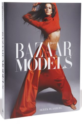 "Your First Look At The New ""Harpers BAZAAR: Models"" Book"