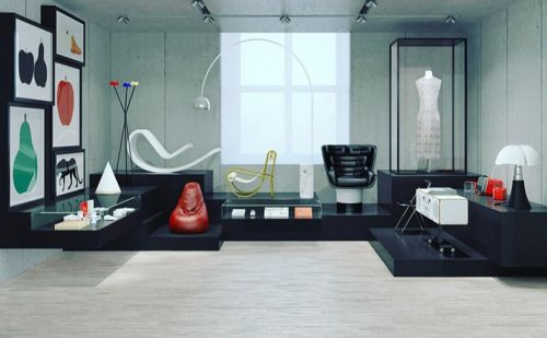 """""""The Crazy History of Design"""" collection unveiled at the Museum of Decorative Arts"""