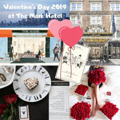 Valentine's Day 2019 at The Mark Hotel