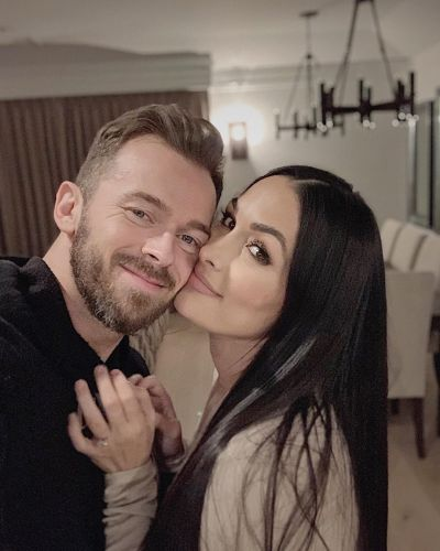Nikki Bella Is Afraid of 'Difficult' Coparenting Talk With Fiance Artem Chigvintsev In Case of Split