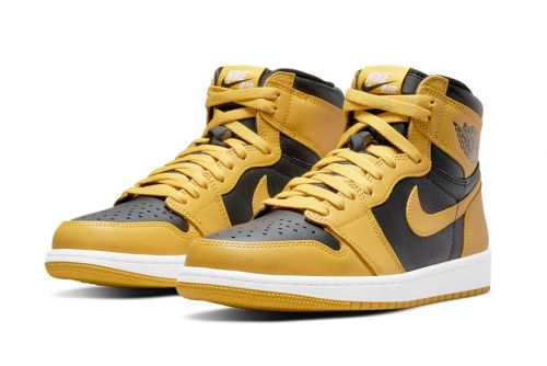"Official Look at the Air Jordan 1 Retro High OG ""Pollen"""