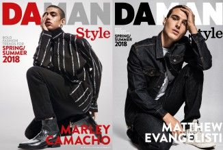 Marley and Matthew - DAMAN Magazine