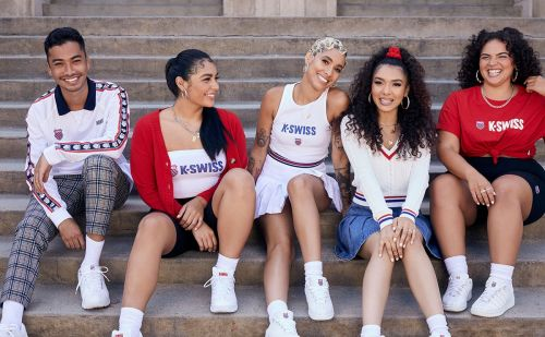 Forever 21 launches collab with K-Swiss