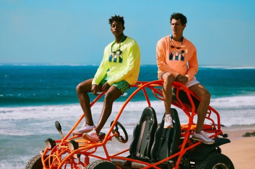 Mango Brings Back 90s Style with Mistral Collaboration