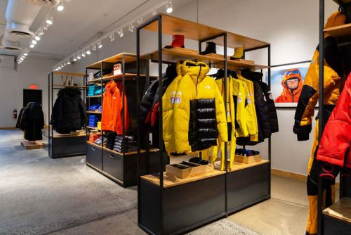 """Your First Look Inside The North Face's New Brooklyn """"Prototype"""" Concept Store"""