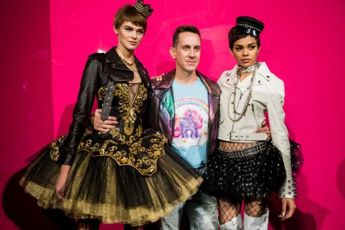 H&M Taps Moschino for 2018 Designer Collaboration