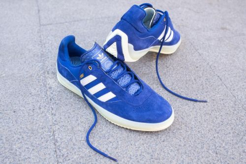 """Lucas Puig and adidas Skateboarding Prep the PUIG in Bright """"Ink"""" Blue"""