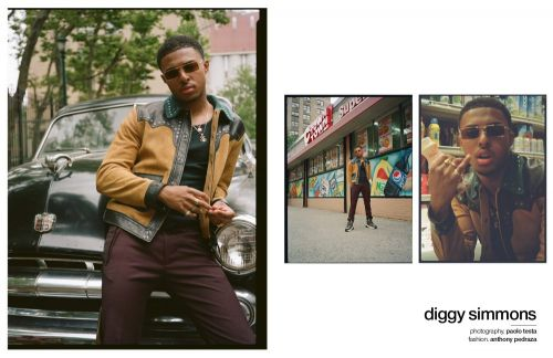 Interview | diggy simmons