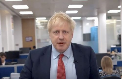 5 takeaways from Boris Johnson's weird Vogue-style video