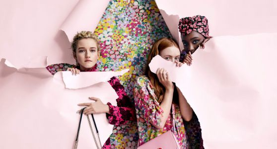 Kate Spade New York and Tim Walker Reunite for the Brand's Spring 2019 Ad Campaign