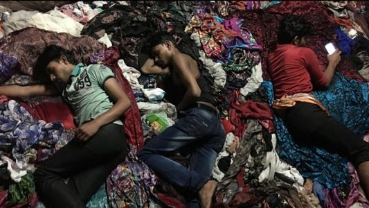 New report reveals the mistreatment of garment workers