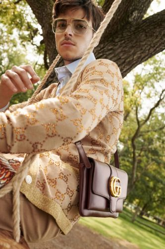 Gucci breaks with luxury tradition and adopts Sustainability with The RealReal Pre-owned Goods