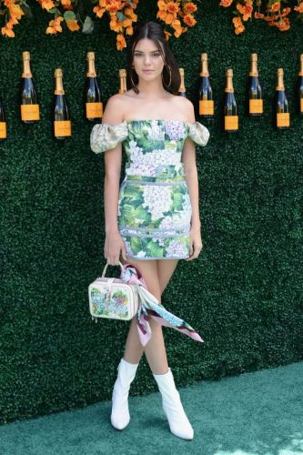 The Veuve Polo Classic Had All Your Wedding Guest Style Inspo