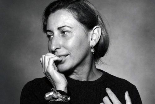 Miuccia Prada Doesn't Own a Computer