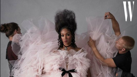 Must Read: Tiffany Haddish Covers 'W' Magazine, Virgil Abloh and Christian Siriano Make 'Time''s 100 Most Influential List