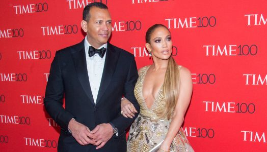 Jennifer Lopez Reflects on First Valentine's Day With Alex Rodriguez and It's Actually so Sweet