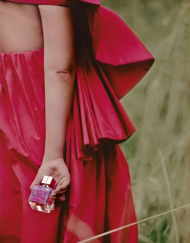 Valentino Beauty's newest fragrance helps celebrate your voice and strength