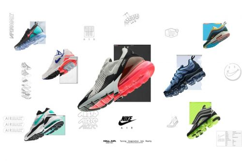 Nike Shares a Star-Studded Lineup Ahead of 2018's Air Max Day