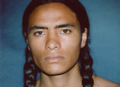 The male model using fashion to give a voice to indigenous rights
