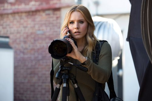 'Veronica Mars' revival debuts a week early on Hulu
