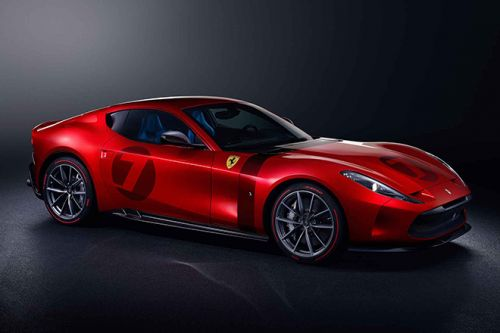 The Ferrari Omologata Coupe Will Never Be Replicated or Mass Produced