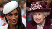 No, The Queen Isn't Being Shady About Meghan Markle And Prince Harry's Wedding
