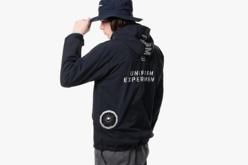 Fragment design and uniform experiment Reveal Fan Cooling Parka