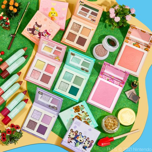 The Colourpop x Animal Crossing Collection Is Finally Here