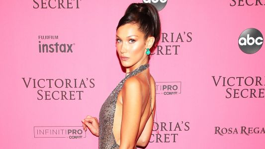 The Best Pink Carpet Looks From The Victoria's Secret Fashion Show