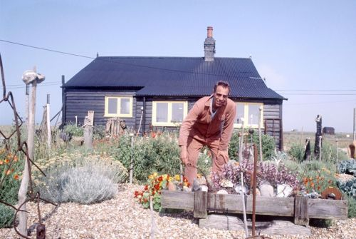 The Trouble With Clothes Shopping, as Written by Derek Jarman