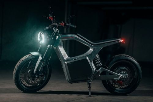 Sondors Debuts Its Streamline Metacycle Electric Motorcycle