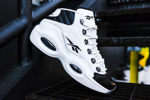 """Reebok Question Mid """"Why Not Us?"""" Celebrates Allen Iverson's 2001 All-Star Game MVP Award"""