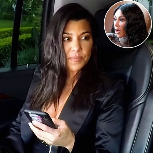 Kim Kardashian Claims Sister Kourtney Kardashian Doesn't Do Any Humanitarian Work: 'You Fake It All Day Long'