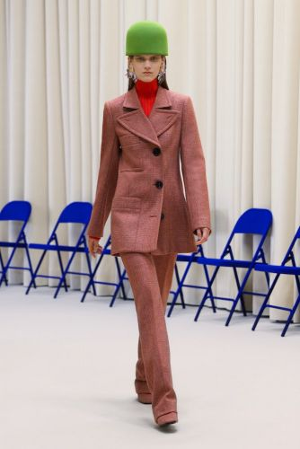 Nina Ricci: Ready-to-wear AW21
