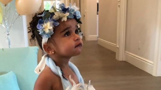 Dream Kardashian's Fairy-Themed Birthday Party Was Nothing Short Of Magical!