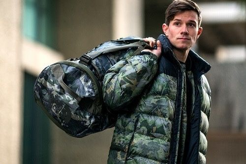 The North Face Adds Tropical Camo to Its Urban Exploration Line