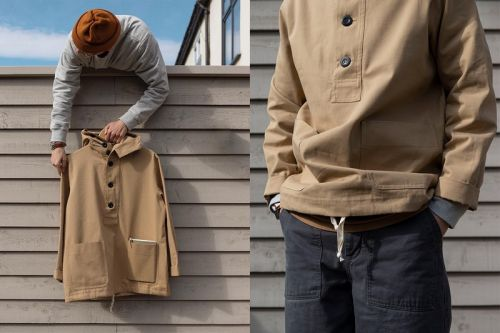 WWII Smocks Inform Blacksmith's First Made in London Capsule