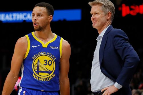 Steph Curry & Steve Kerr Respond to Michael Jordan's Hall of Fame Comments