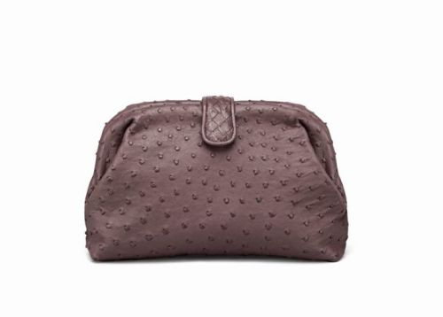 Bottega Veneta Brings Back the Lauren Clutch