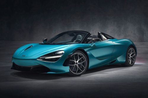 The McLaren 2019 720S Spider Convertible Is Here