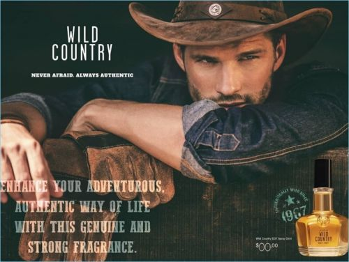 Tomas Skoloudik Channels Inner Cowboy for Avon Wild Country