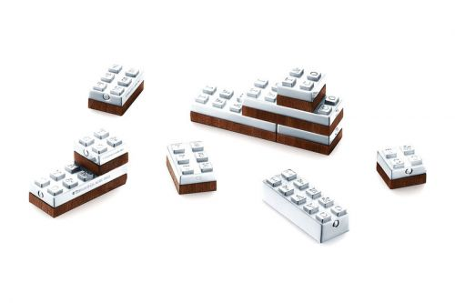 Tiffany & Co. Is Selling Fancy Sterling Silver Building Blocks