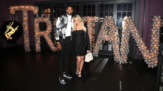Despite Everything, Khloé Kardashian Is Reportedly 'So In Love' With Tristan Thompson Again And Ugh